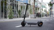 HimoL2, un scooter ideal para recorrer tu ciudad placenteramente