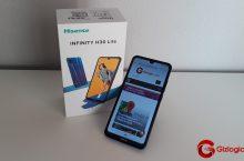 Hisense H30 Lite, probamos este smartphone de pantalla infinita
