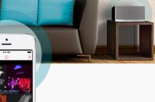 Home Music Everywhere, streaming de música y amplificador Wi-Fi.