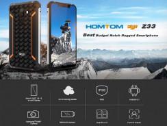 Homtom ZOJI Z33, análisis de un móvil rugerizado bastante económico