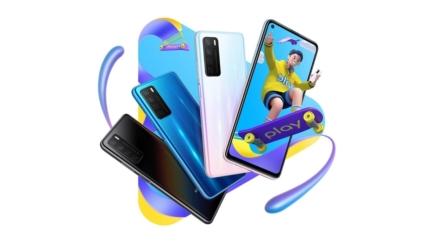 Ya son oficiales los nuevos Honor 4 Play 5G y Play Pro 5G
