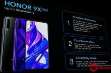 Presentación de Honor 9X Pro, View 30 Pro y ordenadores MagicBook