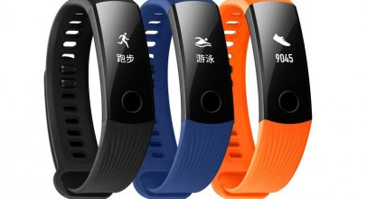 Honor Band 3 quiere plantarle cara a Fitbit con una autonomía de un mes