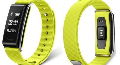 Honor Band A2, características del nuevo wearable de Huawei
