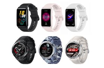 HonorWatchES yWatchGS Pro, los nuevos smartwatches deportivos deHonor