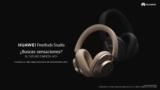 """Huawei FreeBuds Studio, desvelados los nuevos auriculares """"Premium"""""""