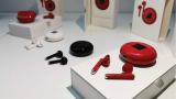 Los HuaweiFreebuds3 ahora están disponibles en color rojo en España