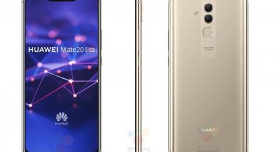 Se filtra el diseño y más datos técnicos del Huawei Mate 20 Lite