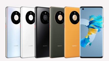 Huawei Mate 40, conoce al nuevo titán de Huawei con pantalla curva