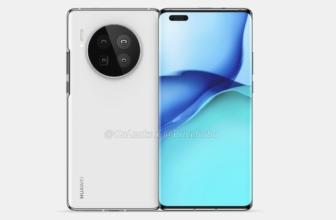 Filtrado el diseño del Huawei Mate 40 y Mate 40 Pro