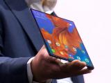#MWC19: Huawei Mate X, nuevo teléfono plegable y con 5G
