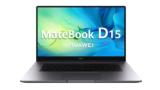 Huawei MateBook D 15 2021, ahora con CPU Intel Core de 11ª generación