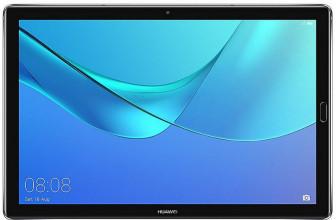Huawei MediaPad M5, tableta para disfrutar de tus contenidos favoritos