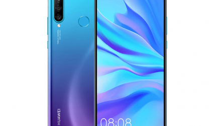 Llega el Huawei Nova 4e con Kirin 710 bajo el capo y triple cámara