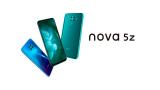 Huawei Nova 5z se estrena oficialmente en China con cuádruple cámara