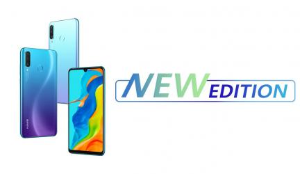 Huawei P30 Lite NewEdition, el pequeño de la familia se renueva