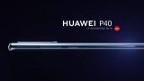 Huawei P40 filtra imágenes de su diseño y configuración de cámaras