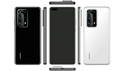 Huawei P40 Pro PE, sale a la luz un nuevo modelo con Penta cámara