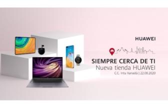 Huawei abre una nueva tienda oficial en el centro de Madrid