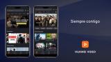Huawei Video se actualiza con nuevos contenidos y descarga offline