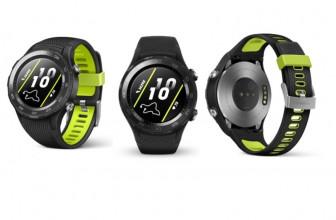 Huawei Watch 2 2018: el smartwatch de Huawei se renueva