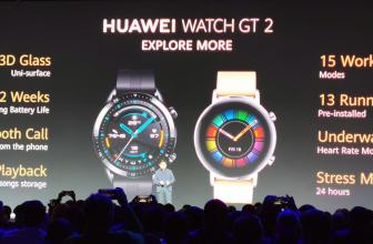 HuaweiWatchGT 2, el smartwatch para la experiencia fitness definitiva