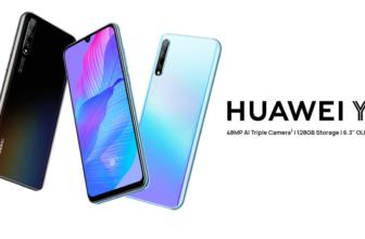 Huawei Y8p, llega la versión internacional del Huawei Enjoy 10s