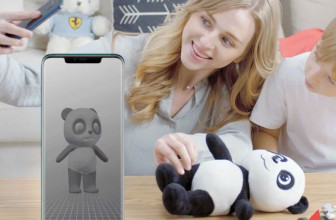 Huawei lanza la app 3D LiveMakerde realidad aumentada