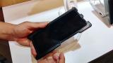 Huawei prepara la primera pantalla LCD con sensor de huellas del mundo