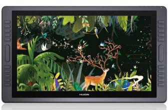 Huion Kamvas GT-221 Pro, una tableta de dibujo profesional y asequible