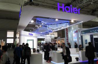 #MWC17: Haier refuerza su gama media de smartphones