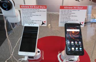 #MWC17: Allview presenta sus nuevos modelos de smartphones