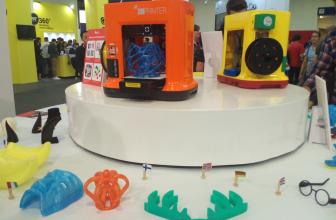 #IFA2016: Impresoras 3D que nos hacen la comida y mucho más