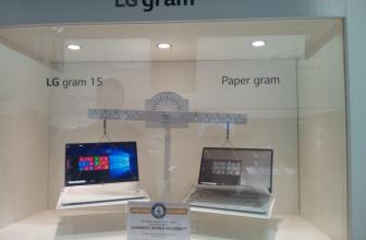 #IFA2016: LG Gram 15Z960, el portátil del Récord Guinness