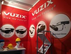 #MWC17: Vuzix nos enseña sus gafas de sol de realidad aumentada