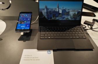 #MWC17: HP presenta el nuevo HP Elite X3 y su convertible Pro X2