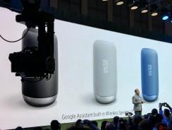 #IFA17: Sony LF-S50G, el nuevo altavoz para el hogar con reconocimiento de gestos