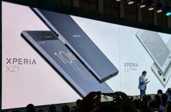 #IFA17: Sony Xperia XZ1 y XZ1 Compact, con Android Oreo