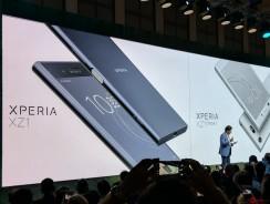 #IFA17: Sony Xperia XZ1 y XZ1 Compact, con Android Oreo y una cámara de 19 MP
