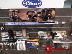 #IFA17: Blue presenta nueva gama de micrófonos Blue y auriculares
