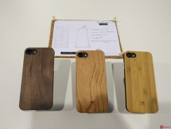 #IFA17: Woodcessories presenta su gama de accesorios de madera natural para dispositivos Apple