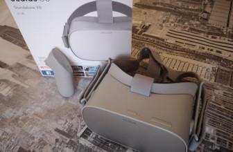 Oculus Go: probamos el sistema de realidad virtual independiente