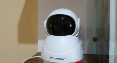 Mbuynow 1080P HD, probamos una cámara de interior barata