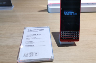#MWC19: Puesta de largo del BlackBerry Key2 Red Edition