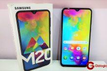 Samsung Galaxy M20: opiniones y prueba de producto