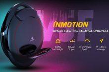 INMOTION V5F, también hay lugar para los monociclos eléctricos