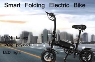 Icewheel A10, bicicleta eléctrica de estilo deportivo