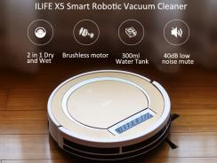 Ilife X5, ¿han mejorado estos robots aspiradores?
