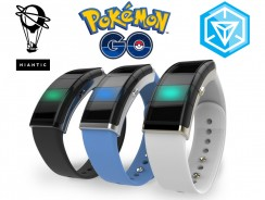 #CES2017: Ingress Band, la pulsera de Niantic (Pokémon Go)