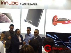 #MWC17: InnJoo acapara las miradas con InnJoo 4, Pro2 y Fire 4 Plus